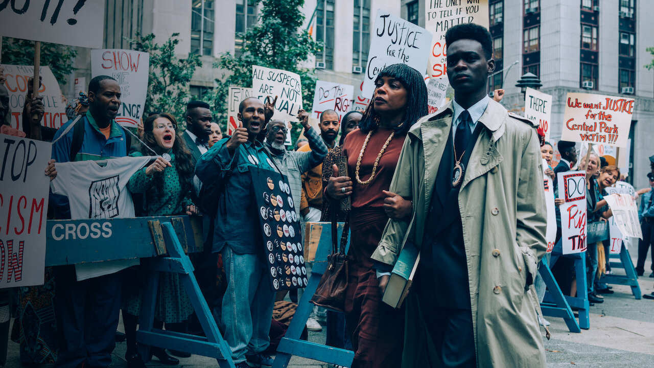 Image result for when they see us netflix