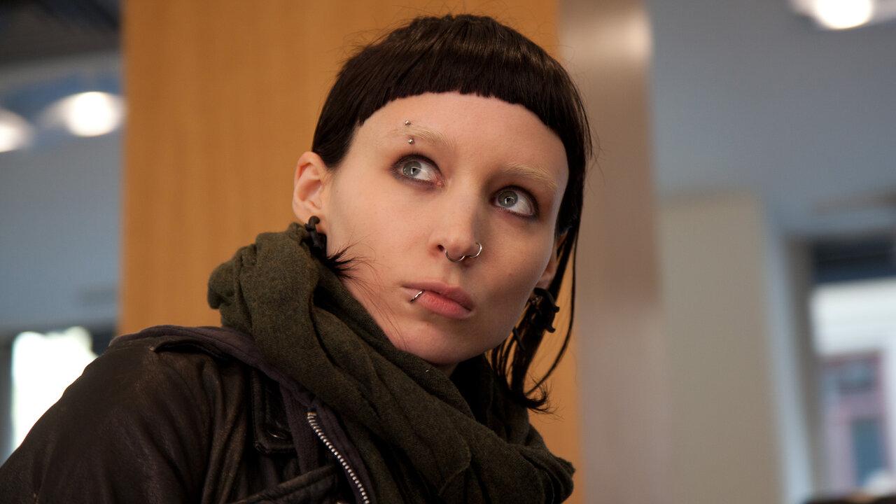 La chica del dragón tatuado | Netflix